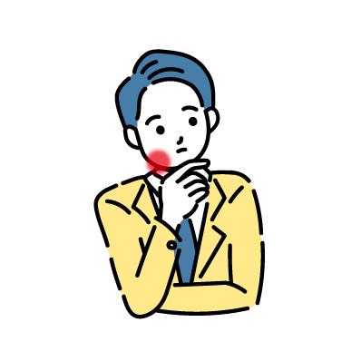 顎関節の痛み